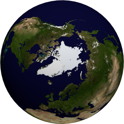 September 2011 Snow and Ice Graphic