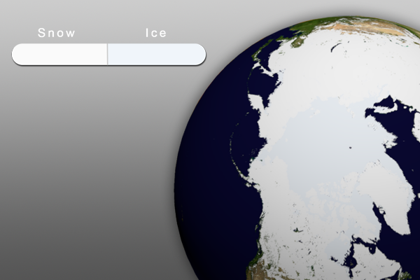 Snow and Ice Graphic