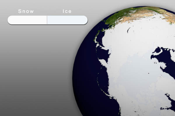 Snow and Ice Graphic - December 2011