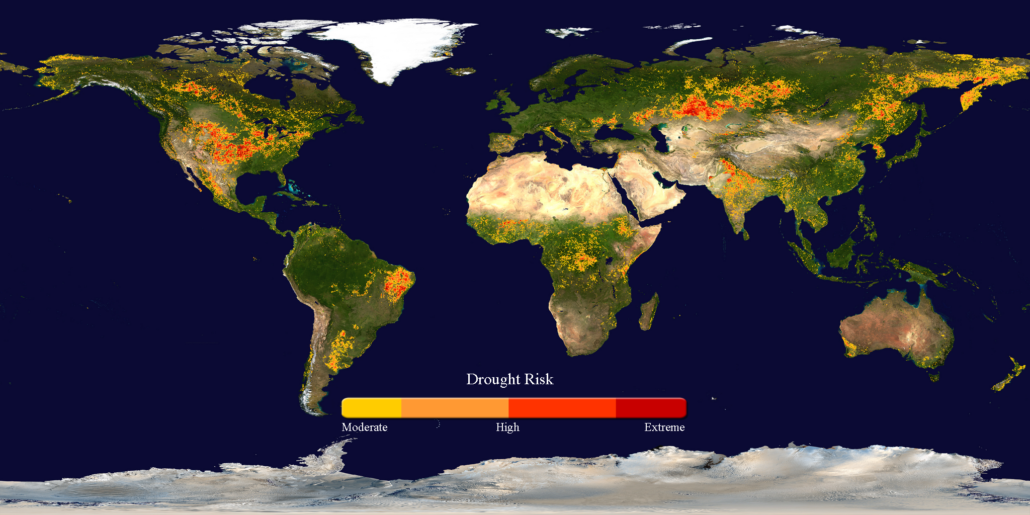 Summer Of Drought Earthnow