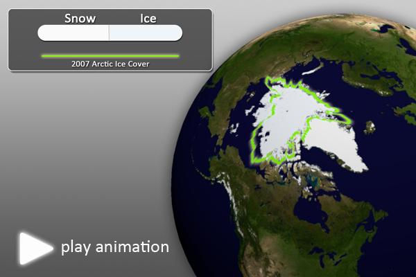 2012 vs. 2007 Sea Ice Comparison