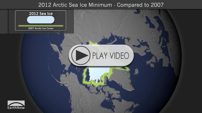 2012 Arctic Sea Ice Minimum