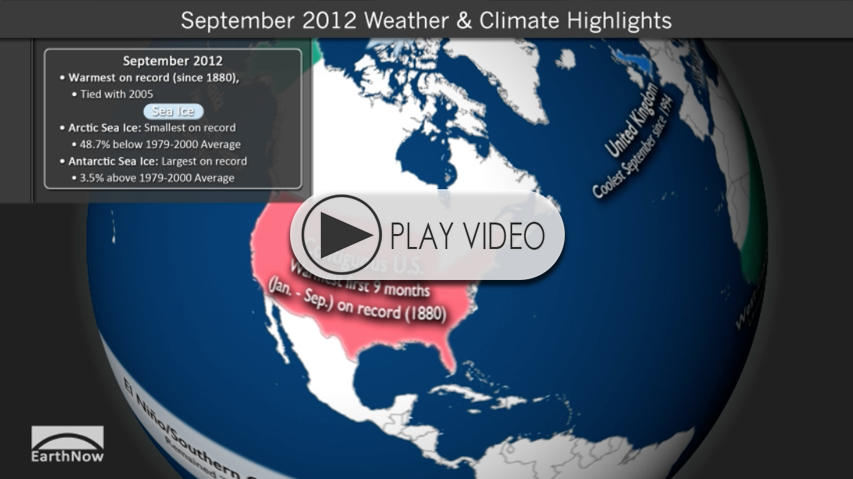 September 2012 Climate Digest