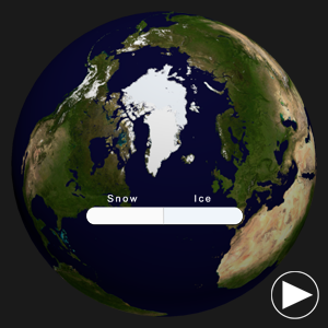 September 2012 Snow and Ice Cover