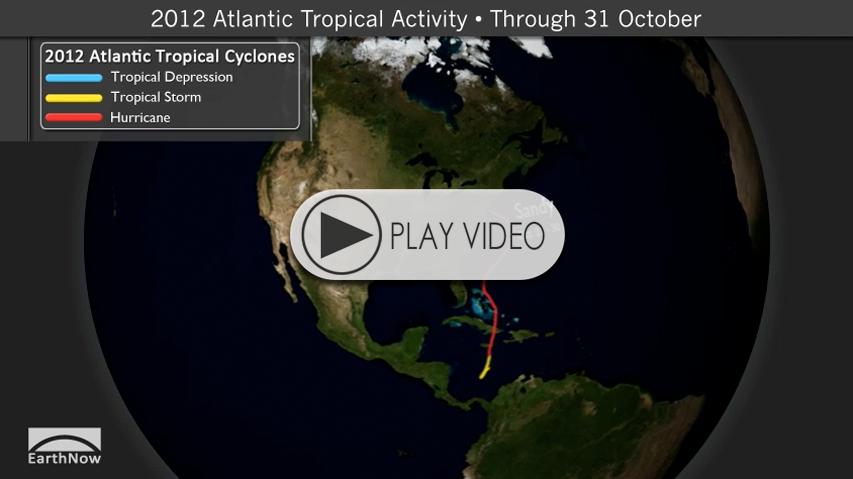 Atlantic Tropical Activity