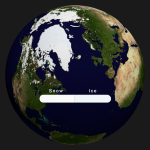 October 2012 Snow and Ice Sphere Preview