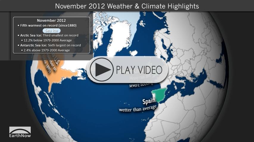 November Climate Digest Video