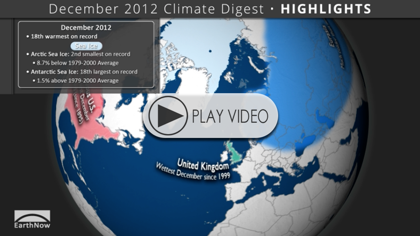 December 2012 Cliimate Digest Video