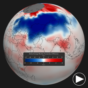 December 2012 Global Temperatures