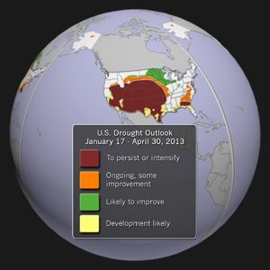 U.S. Drought Outlook