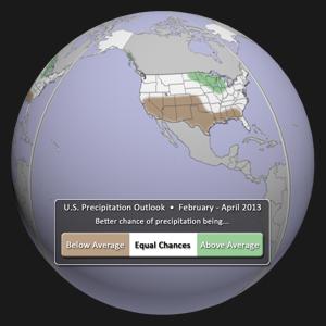 U.S. Precipitation Outlook