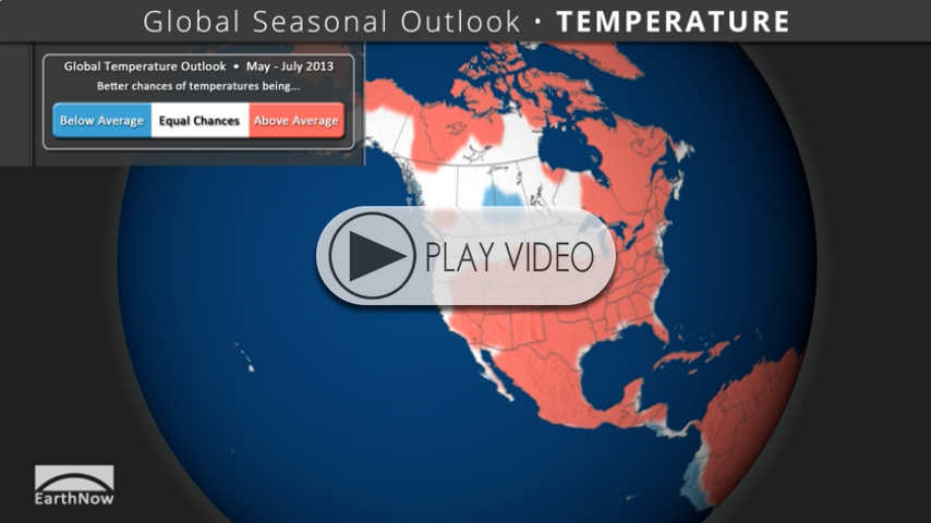 Global Seasonal Outlooks