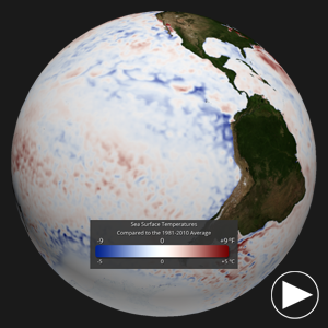 July 2013 SST Anomalies • Click for preview