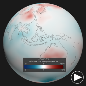 Global Temperature Differences