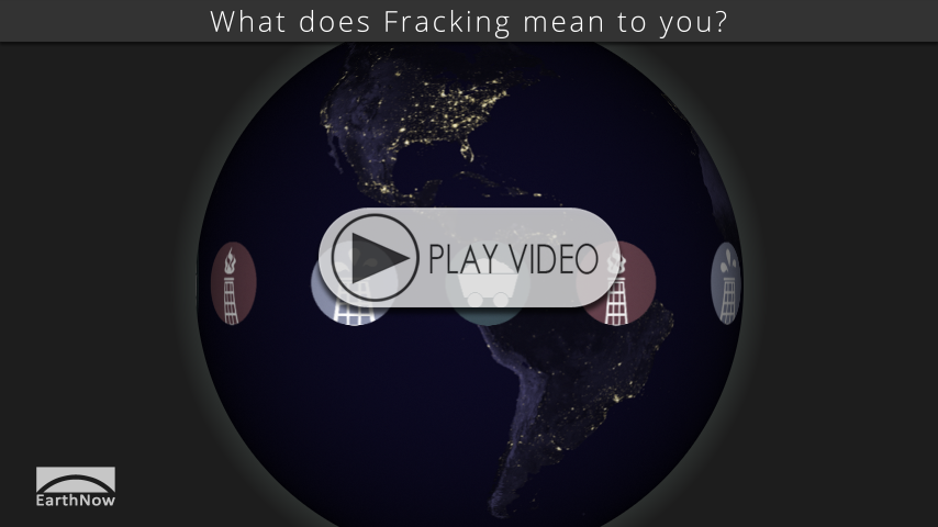 What does Fracking mean to you