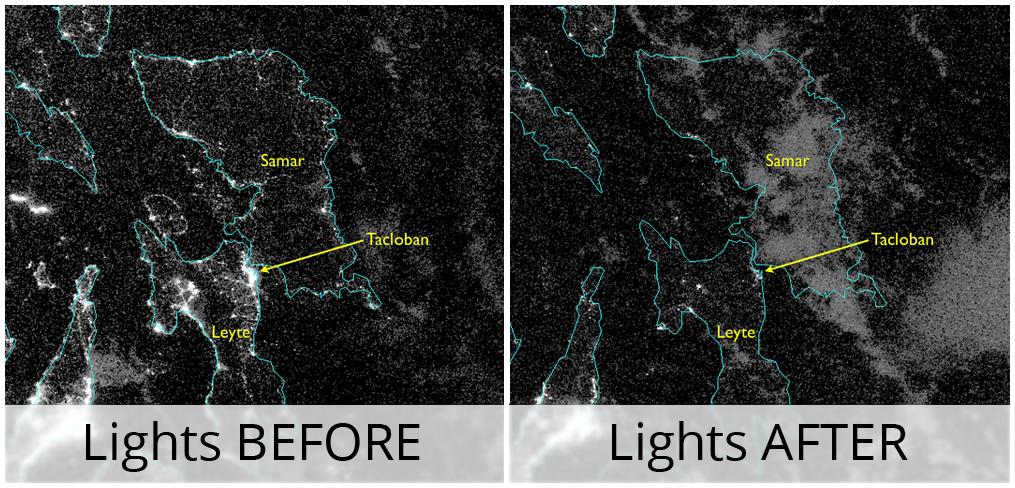 Haiyan Lights